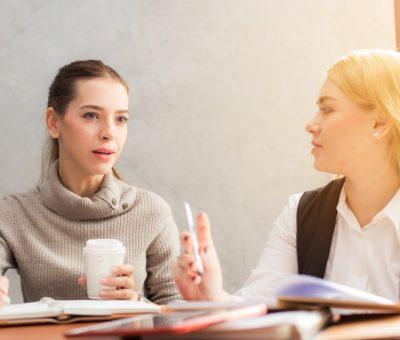 rozmowa kobiet po angielsku