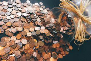stare monety na sprzedaż