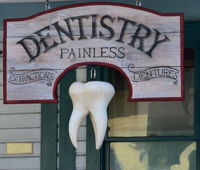 dentysta szyld